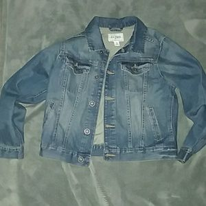 Other - Junior Jean jacket